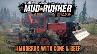 Spintires MudRunner: American Wilds - 05 - Mount Logmore