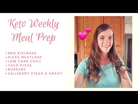keto-meal-prep---ketogenic-meal-planning---keto-taco-pizza,-low-carb-salisbury-steak,