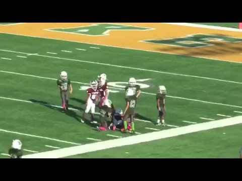 Marcus Washington Jr. 9yr old RB Sensation