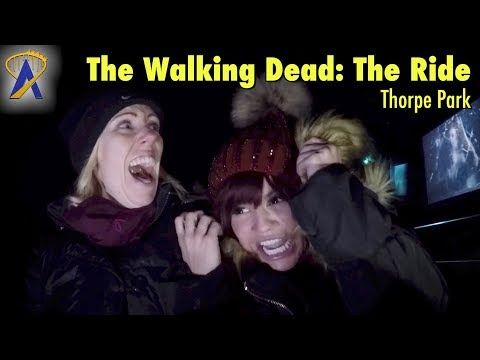 The Walking Dead: The Ride opens at Thorpe Park Resort