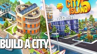 City Island 5 - Tycoon Building Offline Sim Game Unlimited Money V 3.17.2 screenshot 3