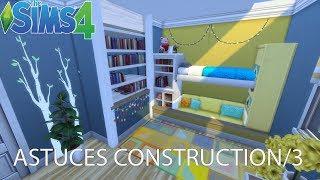 Les Sims 4 : Astuces constructions  n° 3