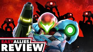 Metroid Dread - Easy Allies Review (Video Game Video Review)