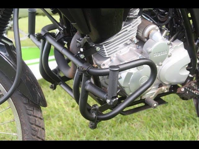 Olha esse Review do Protetor Motor Mata Cachorro Chapam