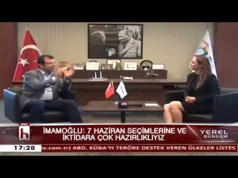 Halk TV Yerel Gündem Programı...