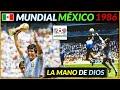 MUNDIAL MÉXICO 1986 Historia De Los Mundiales mp3