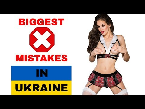 Biggest Mistakes American Men Make Searching For A Beautiful Ukrainian Wife - One Man's Story