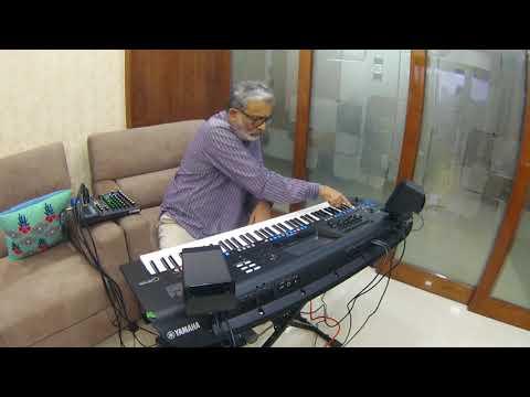 Aanewala Pal Janewala Hai Instrumental On Yamaha Genos