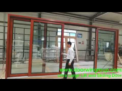 Large Sliding Glass Doors in Dallas