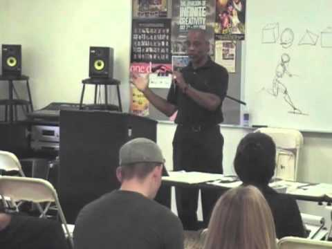 Ron Husband- Disney Supervising animator-Part I Lecture at Art Institute Inland Empire