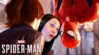 SPIDER MAN Walkthrough Part 14 - MID SEASON FINALE