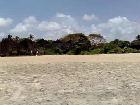 Alleppey beach video