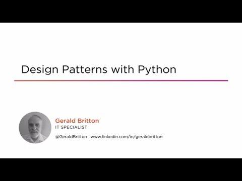 Design Patterns with Python | Pluralsight