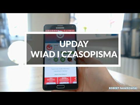 UPDAY Wiadomości i czasopisma PL zamiast Flipboard | Robert Nawrowski