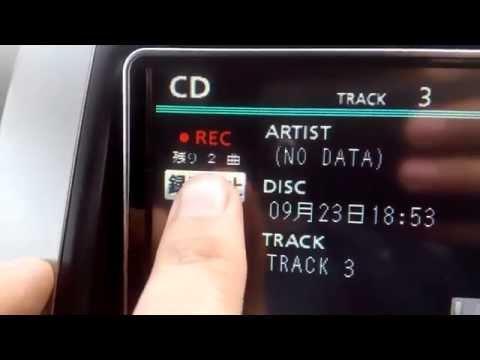 Подключение камеры заднего вида на Toyota Corolla e12