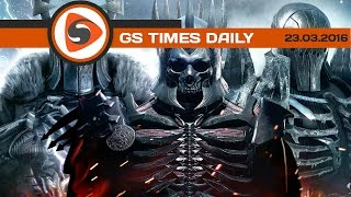 GS Times [DAILY]. The Witcher 3 — игра десятилетия, Borderlands 3, PS4K