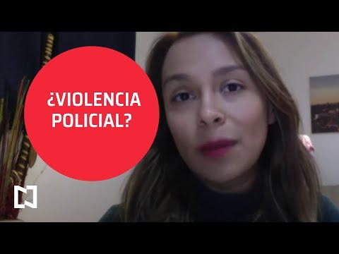 Juan Carlos Padilla, ¿violencia policial?