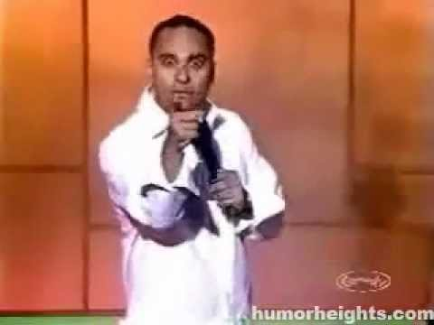 Russell Peters - Beating Your Kids Fitbass.com