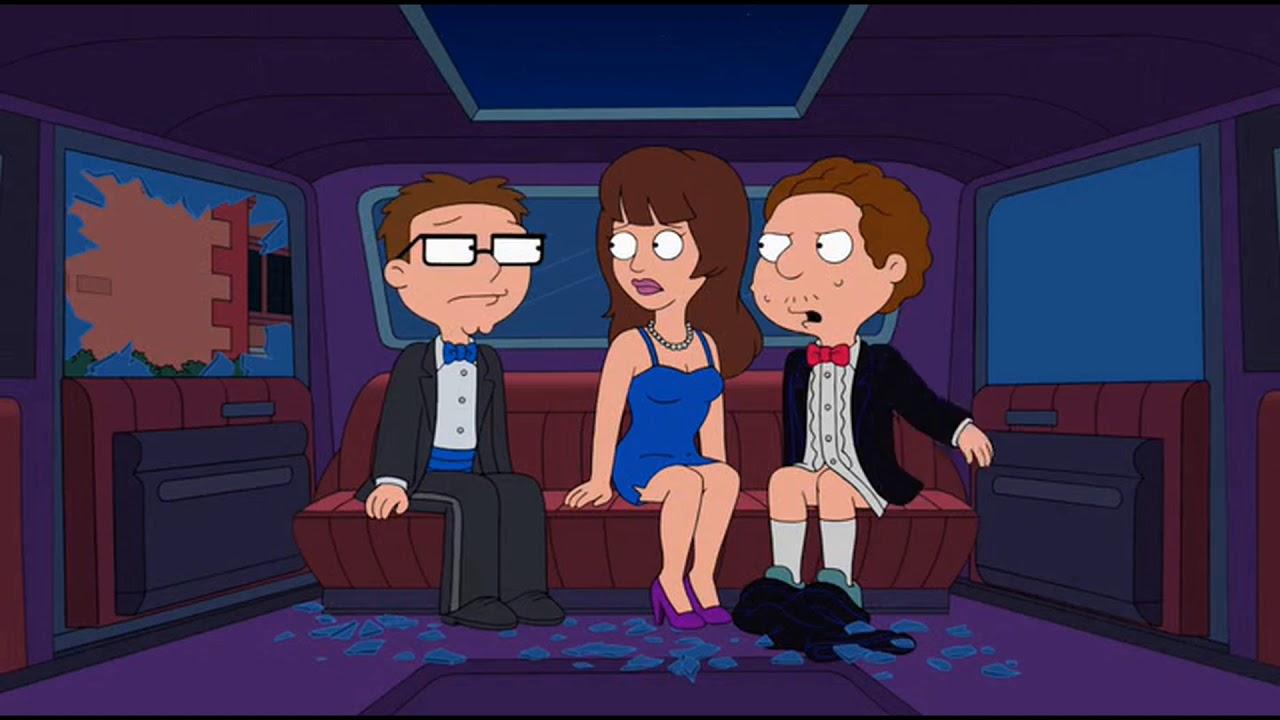 American Dad ITA - Il Ballo Scolastico di Steve e Snot ...
