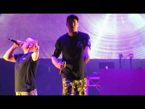 Chase that feeling Hilltop Hoods Clipsal  2017