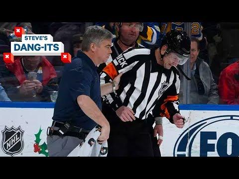 NHL Worst Plays of The Week | Steve's Dang-Its!
