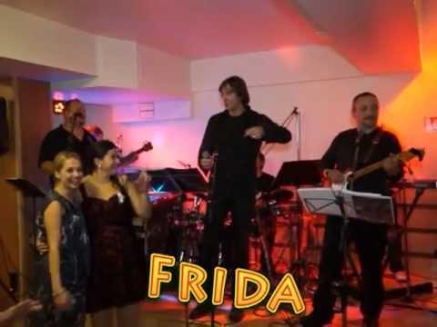 Casino band Zagreb i gost Davor Gobac- Frida i Ja volim samo sebe