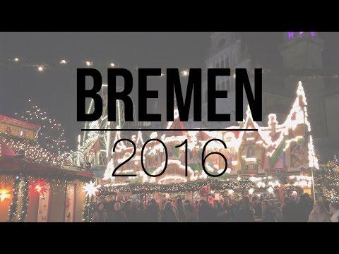 Bremen Christmas Markets 2016 | Germany | Charlie