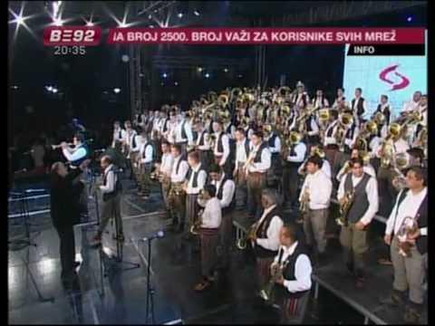 100 truba u Beogradu - Cocek za 100 trubaca