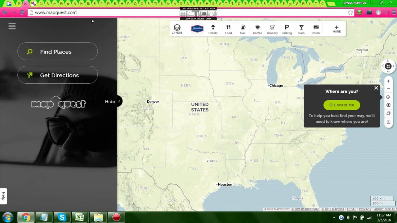 Arkansas Map Quest.How To Submit Business On Mapquest Com Updated Version Youtube