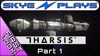 Tharsis Part 1 ►Cannibalism In Space!◀ Let