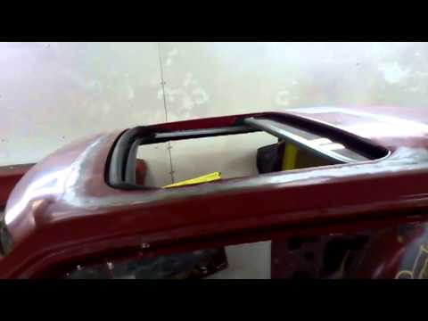 1985 Toyota Supra Undergoing A Restoration And Transplant