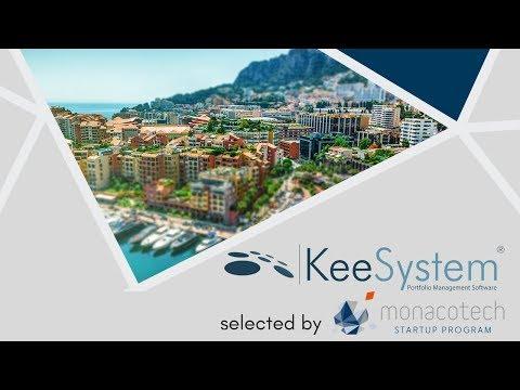 KeeSystem selected by the accelerator program MonacoTech