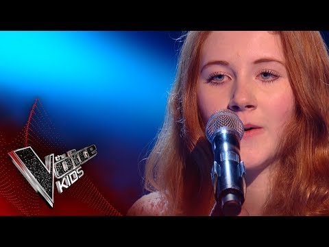 Francesca performs 'If I Ain't Got You': Blinds 3 | The Voice Kids UK 2017