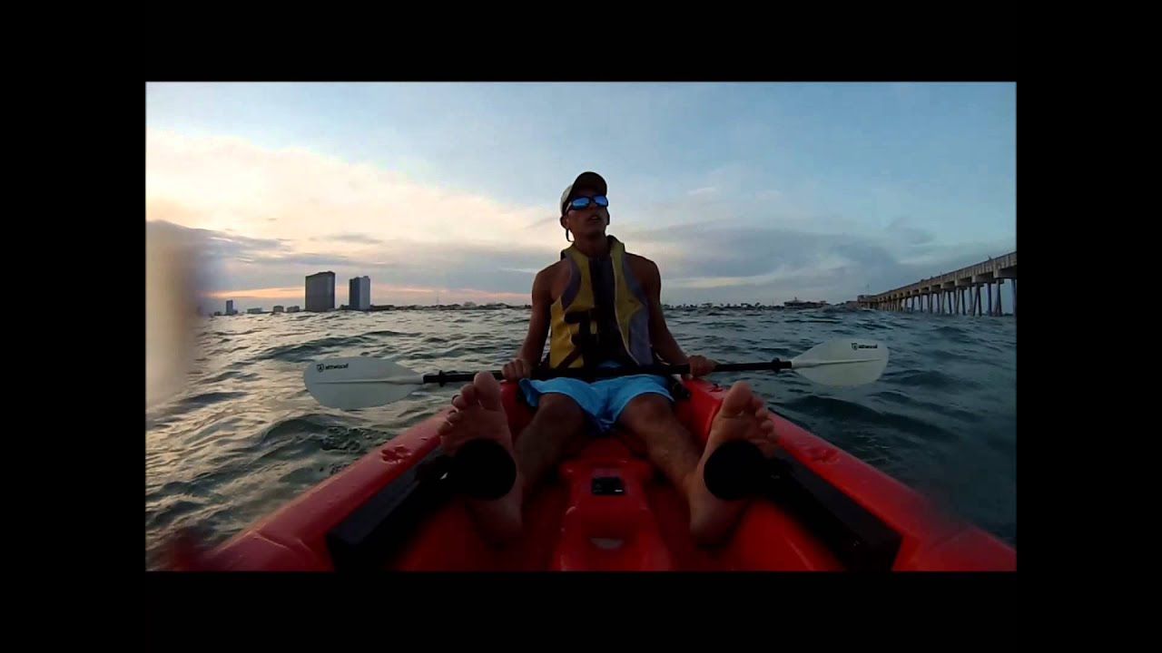 Running Shark Bait From A Pier Shark Fishing Panama