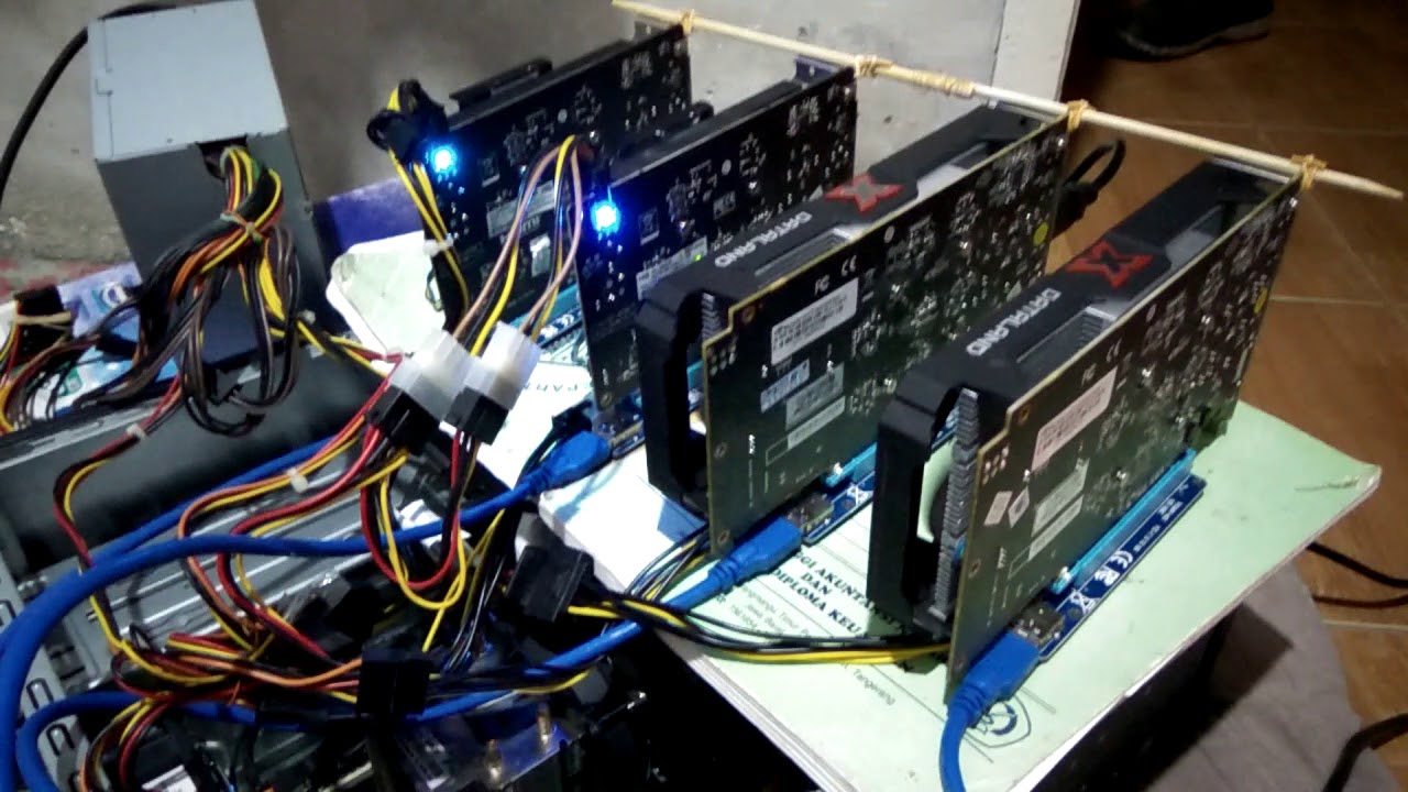How much can earn from bitcoin mining rigs make