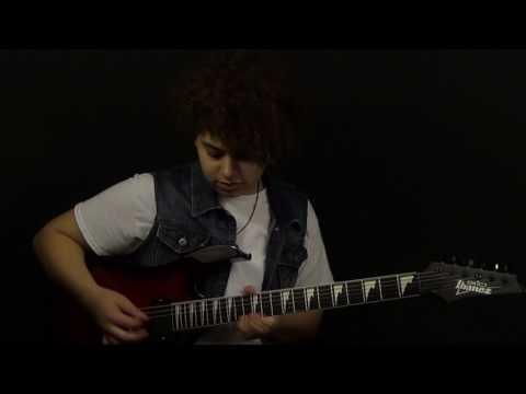 Damaged - Adrian Lux - Maya H-J (Guitar Cover)