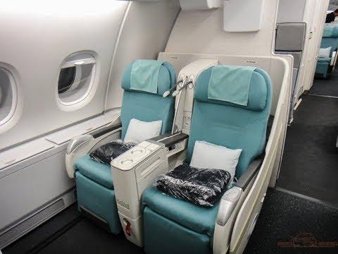 Korean Air: Paris - Seoul (Prestige Class)