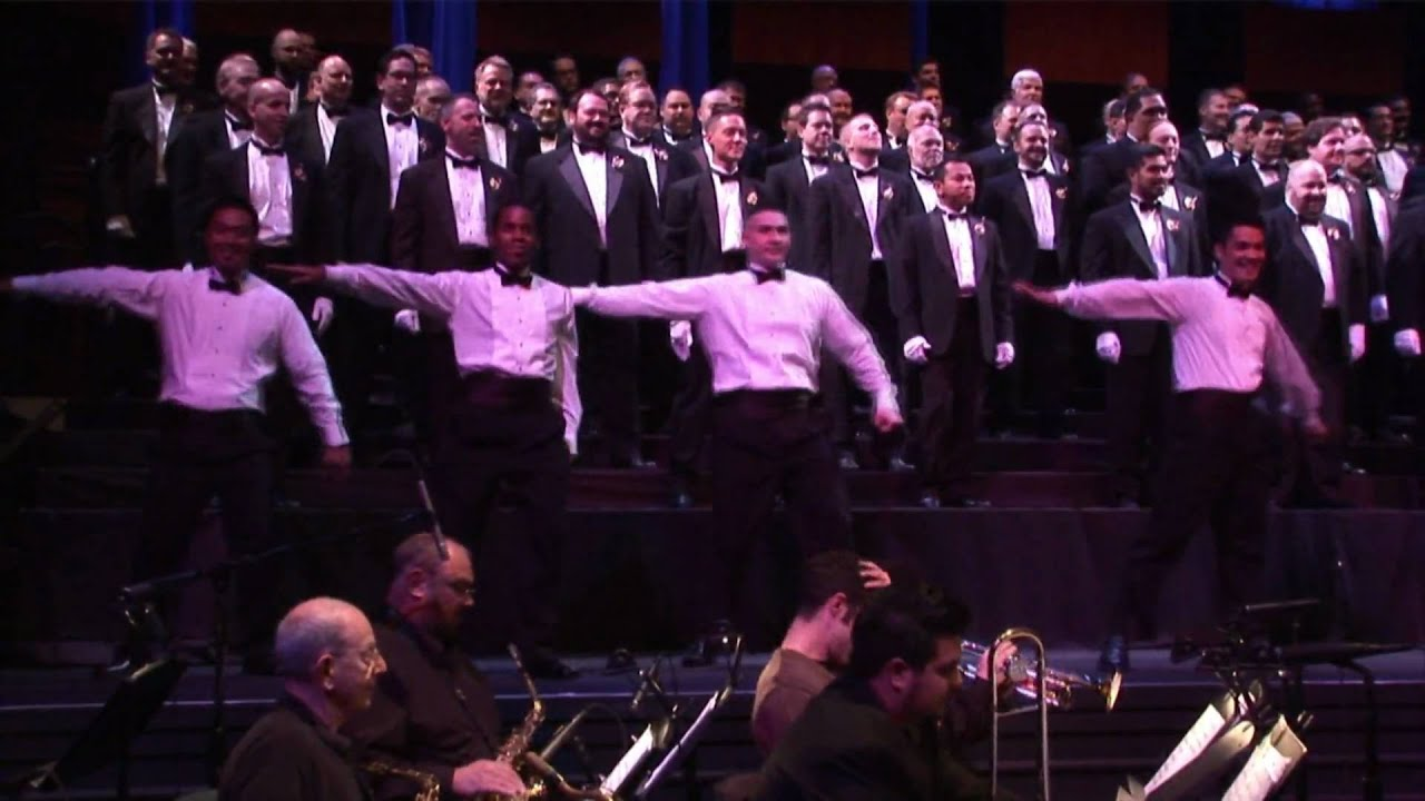 from Jairo san franicisco gay mens chorus