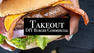 Takeout DIY Burger Commercial | Fat Man Film