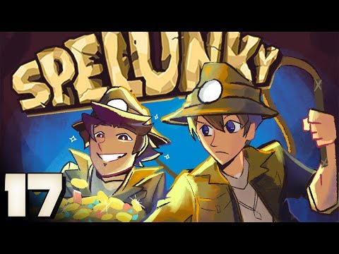 Spelunky Co-op: Big Oops - EPISODE 17 - Friends Without Benefits