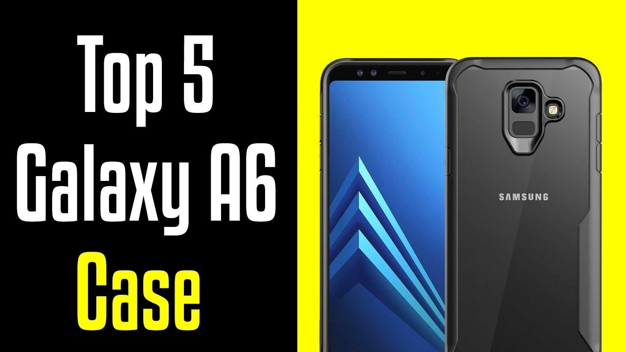 big sale 62c3f c4a98 🔻Top 5 Best Samsung Galaxy A6 (2018) Cases!🔺[4K