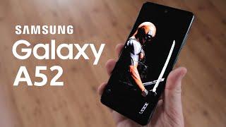 Samsung Galaxy A52 - БОЛЬШОЙ ОБЗОР ЛУЧШЕГО САМСУНГ 2021
