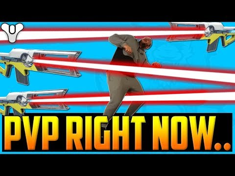 Destiny 2 - THE STATE OF PvP RIGHT NOW..... (When Destiny Meets Star Wars)