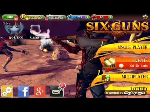 Six Guns APK Hile Yeni :D