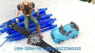 LRW-200H-1B CASIO NUZZON5320