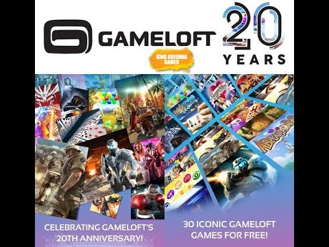 30 ANDROID GAMES IN ONE APK |GAMELOFT ALL GAMES IN ONE ANDROID APP | 2020 | Play All Gameloft Games