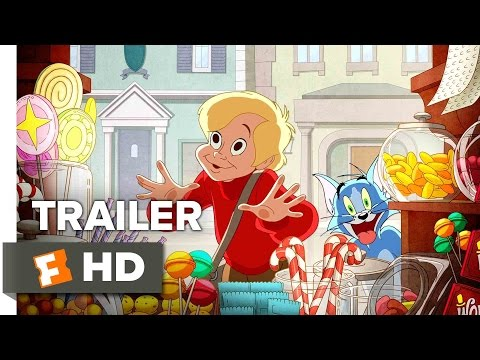 Tom and Jerry: Willy Wonka and the Chocolate Factory (2017) | Movieclips Extras
