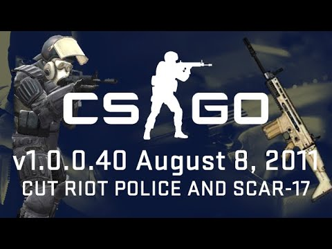 Counter-Strike: Global Offensive v1.0.0.40 - Georgian Riot Police and FN SCAR 17 thumbnail