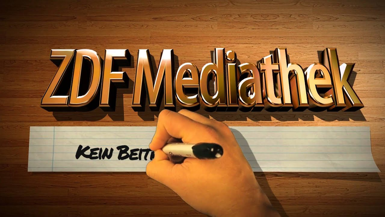 Zdf One Mediathek
