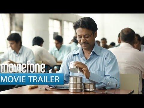 'The Lunchbox' Trailer (2014): Irfan Khan, Nimrat Kaur